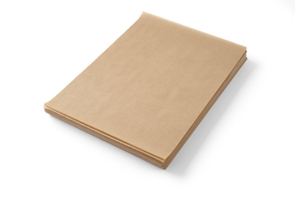 Papier do pakowania w arkuszach i rolkach, torebki papierowe z nadrukiem