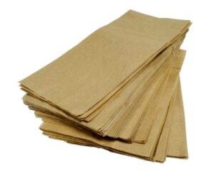 Papierowe torebki cukiernicze z nadrukiem