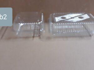 Pojemniki do ciast i garmażu z połączoną przykrywką